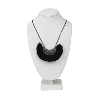 Picture of Necklace Zoda, black