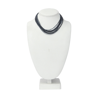 Picture of Necklace Lexi, grey