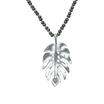Picture of Necklace Giselle, silver