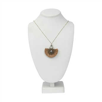 Picture of Necklace Linsey, beige