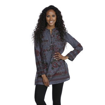 Picture of Tunic Sophie, grey mix