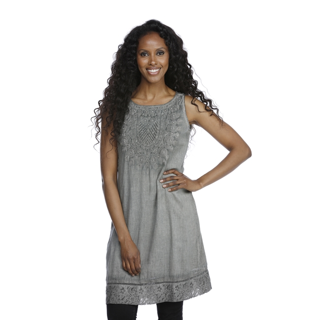 Picture of Dress Nilla, grey