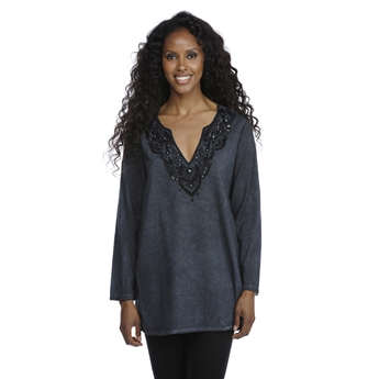 Picture of Tunic Paris, black
