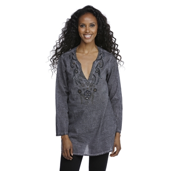 Picture of Tunic London, grey