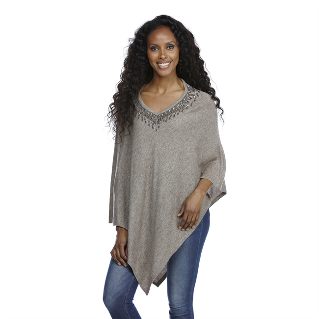 Picture of Poncho Maria, beige