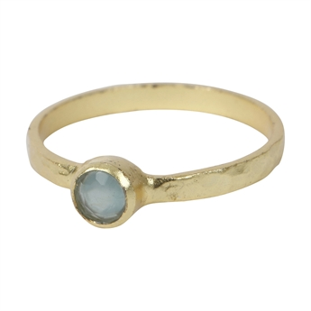 Picture of Ring Claire, gold plated