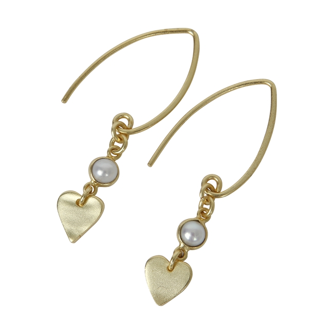 Picture of Earring Alisson, gold plated