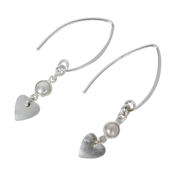 Picture of Earring Alisson, silver plated