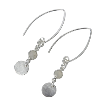 Picture of Earring Maddie, silver plated