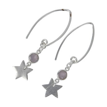 Picture of Earring Vickie, silver plated