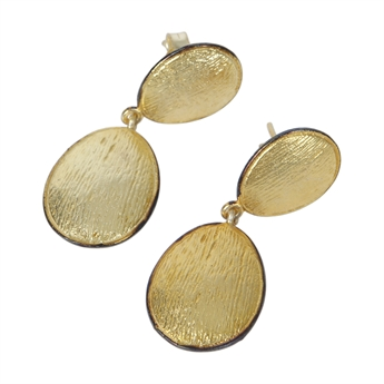 Picture of Earring Samantha, two tone