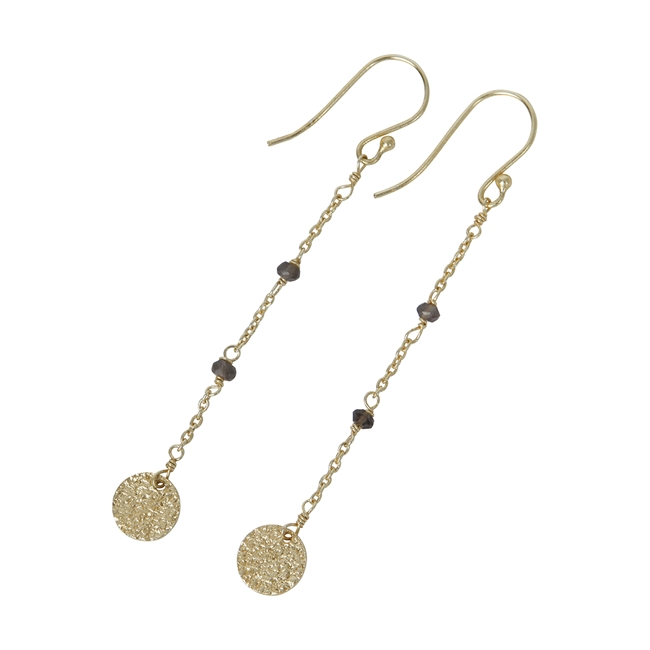 Picture of Earring Alexa, gold plated