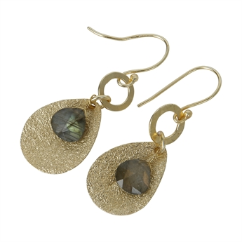 Picture of Earring Stella, gold plated
