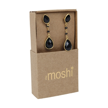 Picture of Earring Victoria, Black Onyx