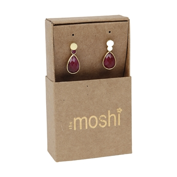 Picture of Earring Gabriella, Ruby