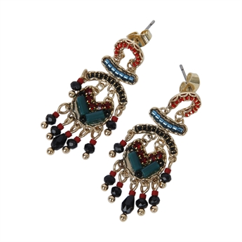 Picture of Earring Rosalie, mix