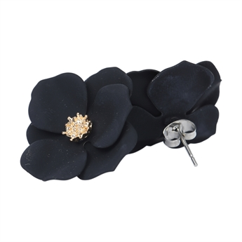 Picture of Earring Hope, black