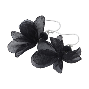 Picture of Earring Charlie, black