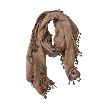 Picture of Scarf Beverly, beige