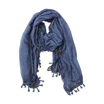 Picture of Scarf Beverly, blue