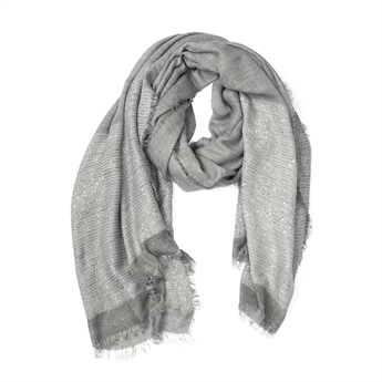 Picture of Scarf Andrea, grey