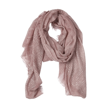 Picture of Scarf Andrea, lt pink