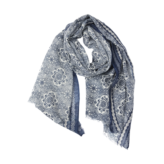 Picture of Scarf Ruby, navy