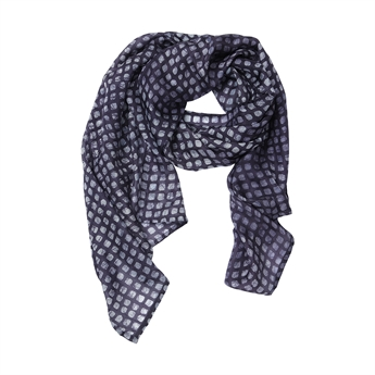 Picture of Scarf Silky, grey