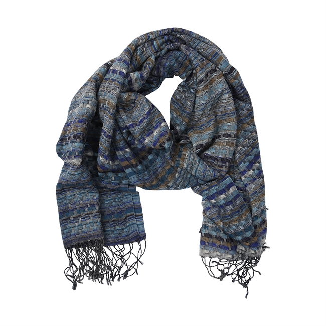 Picture of Scarf Melody, blue