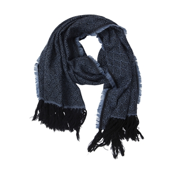Picture of Scarf Athena, dk blue