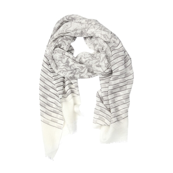 Picture of Scarf Valerie, grey