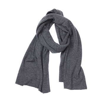Picture of Scarf Aspen, dk grey