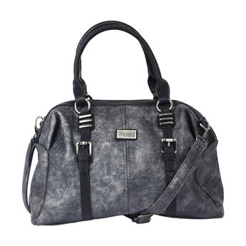 Picture of Shoulder bag Amelia, dk metallic