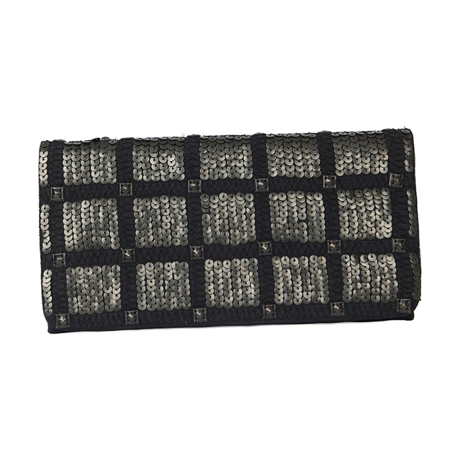 Picture of Clutch bag Grace, black