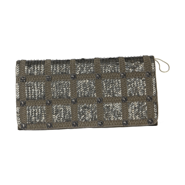 Picture of Clutch bag Grace, green