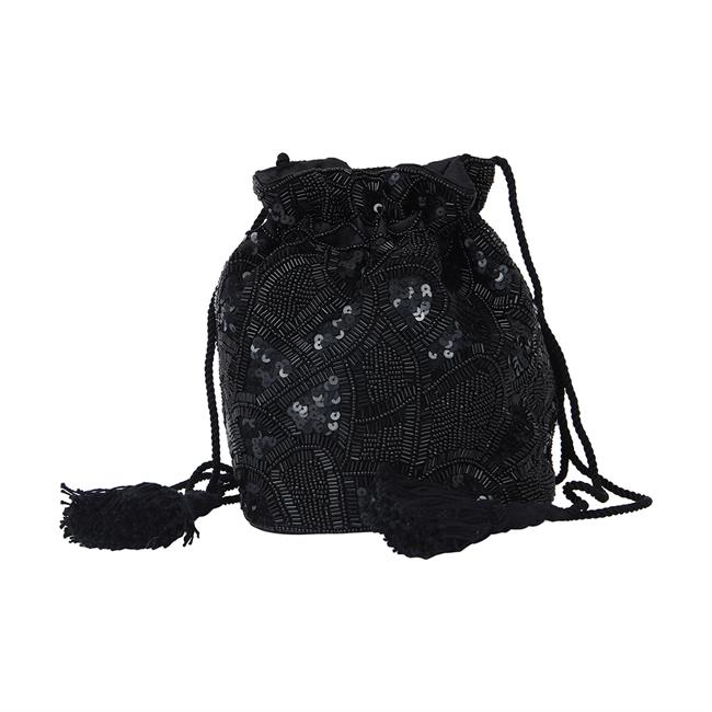Picture of Pouch Evita, black
