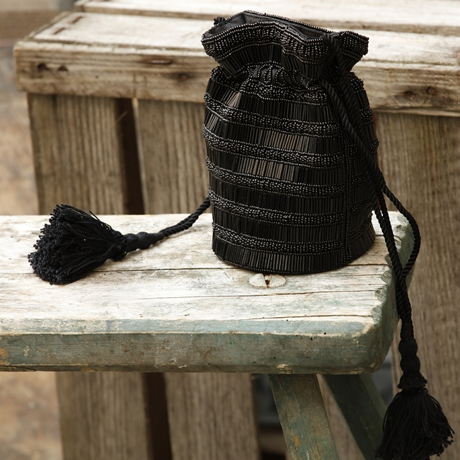 Picture of Pouch Poppy, black