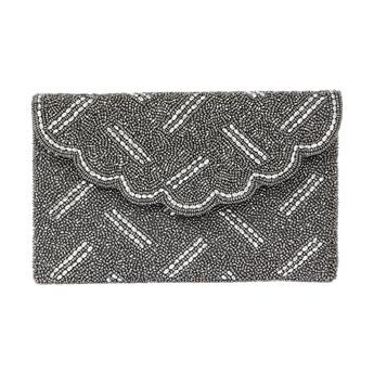 Picture of Clutch bag Ella, silver