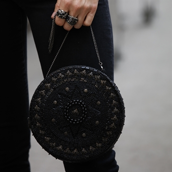 Picture of Handbag Sienna, black