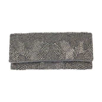 Picture of Clutch bag Ruby, silver