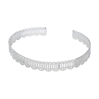 Picture of Bangle Katlyn, silver