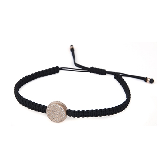 Picture of Bracelet Friendship, black