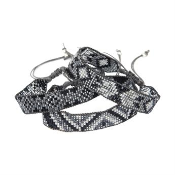 Picture of Bracelet Nina, grey mix