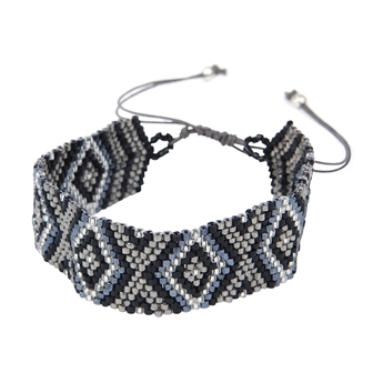 Picture of Bracelet Chelsea, grey mix