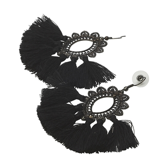 Picture of Earring Mig, black