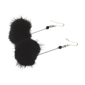 Picture of Earring Daisy, black