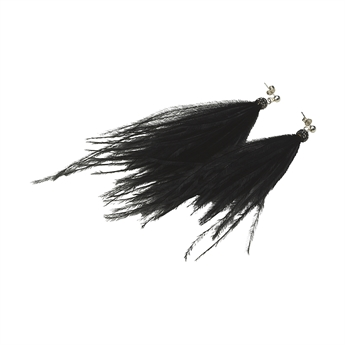 Picture of Earring Cecilia, black