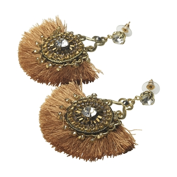 Picture of Earring Ramona, beige