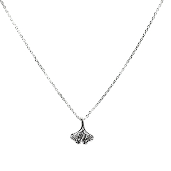 Picture of Necklace Amelia, silver plated