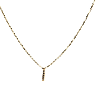 Picture of Necklace Giana, gold plated
